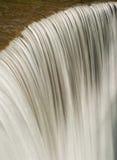 De Samenvatting van de waterval Stock Afbeelding