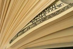 De samenvatting van het geld stock foto's