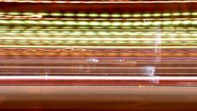 De samenvatting van het lijnpatroon stock footage
