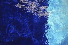 De samenvatting van het poolwater Royalty-vrije Stock Foto