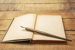 De samenvatting van het schrijven royalty-vrije stock afbeeldingen