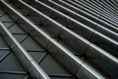 De Samenvatting van het staal Royalty-vrije Stock Foto's