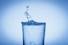 De samenvatting van het water Royalty-vrije Stock Afbeeldingen