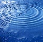 De samenvatting van het water royalty-vrije stock foto
