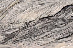 De Samenvatting van het zand Royalty-vrije Stock Fotografie