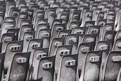 De Samenvatting van stoelen Stock Fotografie