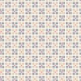 De samenvatting verspreidde bloemenpunt witte achtergrond stock foto's