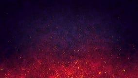 De samenvatting voorzag Brandachtergrond van een lus stock videobeelden