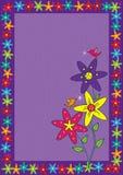 De Samenwerking Decor_eps van bloemen vector illustratie