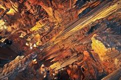 De Samoeraien en de pijlen van de rots Royalty-vrije Stock Afbeelding