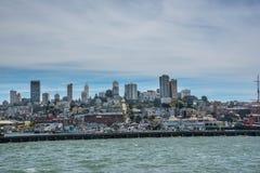 De San Francisco ciudad abajo Imagen de archivo