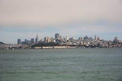 De San Francisco ciudad abajo Foto de archivo