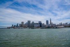De San Francisco ciudad abajo Fotos de archivo
