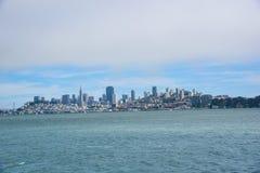 De San Francisco ciudad abajo Foto de archivo libre de regalías