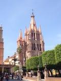 De San Miguel al mundo Fotografía de archivo libre de regalías