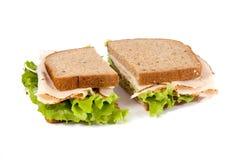 De Sandwich van de delicatessenwinkel Royalty-vrije Stock Afbeeldingen