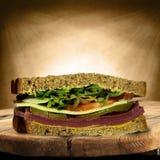 De Sandwich van Newyorker Royalty-vrije Stock Foto's
