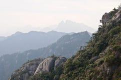 De Sanqing-Berg Stock Afbeeldingen