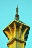 De Saoedi-arabische Toren van TV in Jeddah Royalty-vrije Stock Afbeeldingen