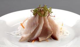 De sashimi van het voorgerecht Stock Afbeeldingen