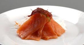 De sashimi van het voorgerecht Royalty-vrije Stock Foto