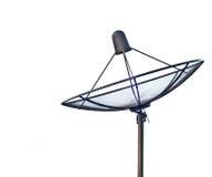 De satelliet Antenne van de Schotel stock afbeeldingen
