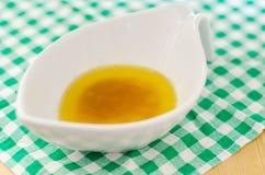 De saus van Beurrenoisette stock afbeelding