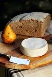 De Savooiekool Franse Alpen Frankrijk van de Reblochon Franse kaas Stock Afbeeldingen