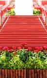 De scène is pepared voor viering Royalty-vrije Stock Afbeelding
