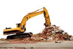 De scène van de bouw Stock Fotografie