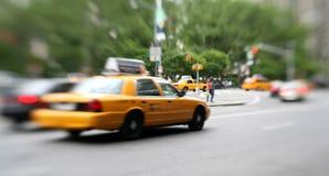 De scène van de straat, New York Stock Afbeelding