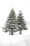 De scène van de winter Royalty-vrije Stock Afbeelding