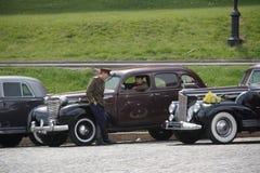 De scène van de Zhukovfilm Royalty-vrije Stock Foto's