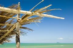 De scène van het strand Stock Afbeelding