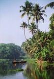 De scène van Kottayam stock afbeeldingen