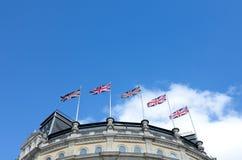 De Scène van Londen Royalty-vrije Stock Afbeeldingen