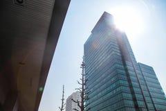 De scène van Shibuyatokyo Japan op 30,2017 Maart | De reiscityscape van Azië | Beroemde metropolitaans Royalty-vrije Stock Foto's
