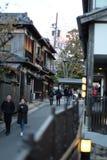 De scène van de straat stock foto's