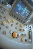 De scanner van de ultrasone klank Royalty-vrije Stock Foto's