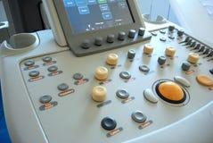 De scanner van de ultrasone klank Royalty-vrije Stock Foto
