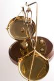 De schaal van de juwelier Stock Afbeelding