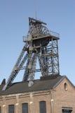 De Schacht van de Kolenmijn van Gneisenau, Dortmund 04 Royalty-vrije Stock Afbeeldingen