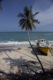 De schade van Tsunami in Sri Lanka Stock Afbeelding