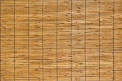 De Schaduw van het bamboe Stock Foto's