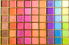 De Schaduwen van de kleur Royalty-vrije Stock Foto