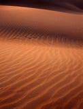 De Schaduwen van het Duin van het zand royalty-vrije stock foto's
