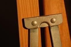 De Scharnier van de ladder royalty-vrije stock foto