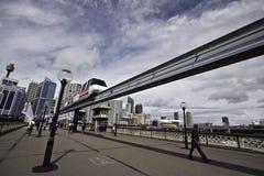 De schathaven van Sydney Stock Foto's