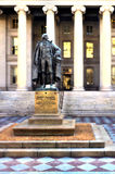 De Schatkist van de V.S. in Washington DC Stock Afbeelding