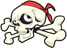 De schedel van Joley Royalty-vrije Stock Foto's